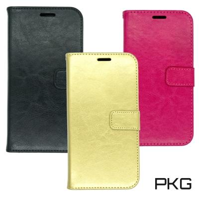 PKG Xiaomi 小米A1  側翻式皮套經典皮革