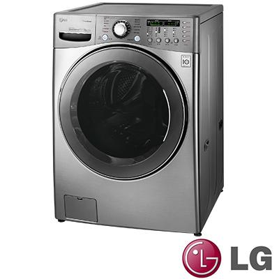 [無卡分期12期]LG樂金 17KG蒸氣變頻滾筒洗衣機 WD-S17DVD