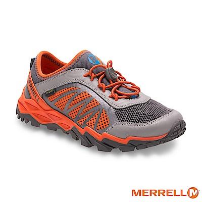MERRELL HYDRO RUN 2.0 野跑童鞋-灰橘(56505)