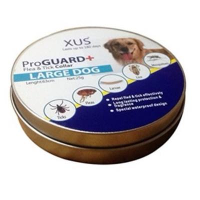 香港XUS 犬用180天長效功能型薄荷香茅精油驅蚤項圈
