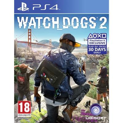 看門狗2 - PS4亞洲中文版
