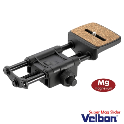 Velbon Super Mag Slider 微調機座-公司貨