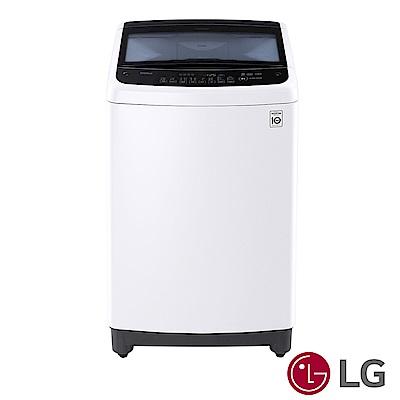 [無卡分期12期]LG 11公斤智慧變頻直立式洗衣機WT-ID108WG(水樣白)