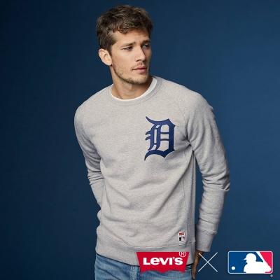 大學T 男裝 LEVI'S X MLB 底特律老虎 限量聯名