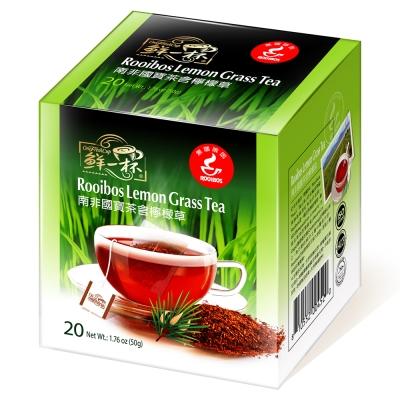 鮮一杯 南非國寶茶含檸檬草(2.5gx20入)