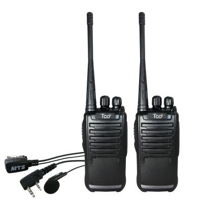 TCO 商用無線對講機全配(2入裝) TCOU3