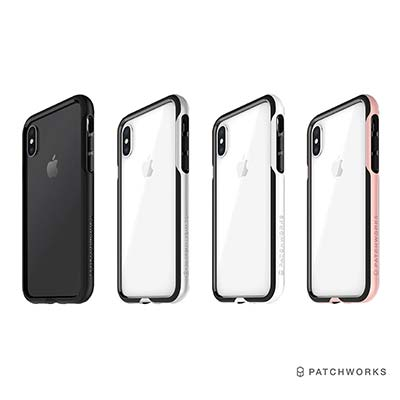 Patchworks iPhone X 超防摔手機保護邊框