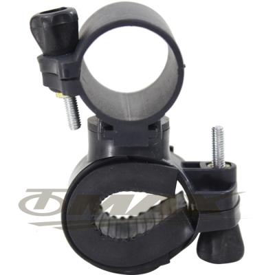 omax輕巧360度可迴轉前燈固定座-2入