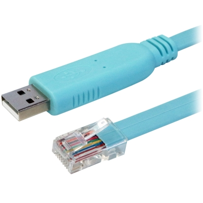 USB CONSOLE Cable  (RS 232) 3 米