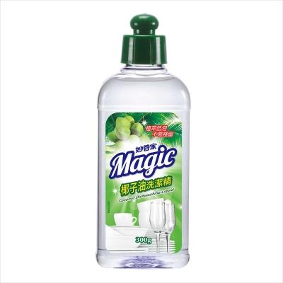 (每筆訂單限購1)妙管家-椰子油洗潔精300g