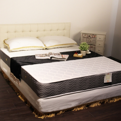 Pathfinder派菲德 3D側邊高循環透氣獨立筒床墊-雙人加大6尺