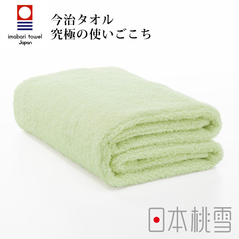 日本桃雪今治浴巾(萊姆綠)