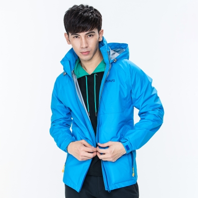 歐都納-GORE-TEX-男款防風防水單件式外套