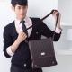 金安德森 - 極酷復古男 時尚掀蓋包放大版-