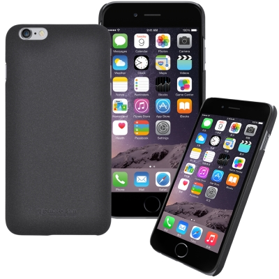 Metal-Slim Apple iPhone6 Plus(5.5)星砂系列保護...