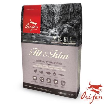 【Orijen 渴望】低鎂 室內貓野牧鮮雞鮮魚無穀天然糧 1.8公斤 X1 包