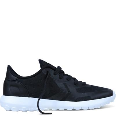 CONVERSE-女慢跑鞋555943C-黑