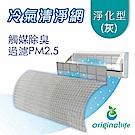 Originallife 可水洗 冷氣抗菌濾網57x57cm(淨化型)