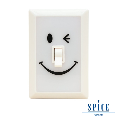【SPICE】SMILE 香草白 微笑開關 LED 燈