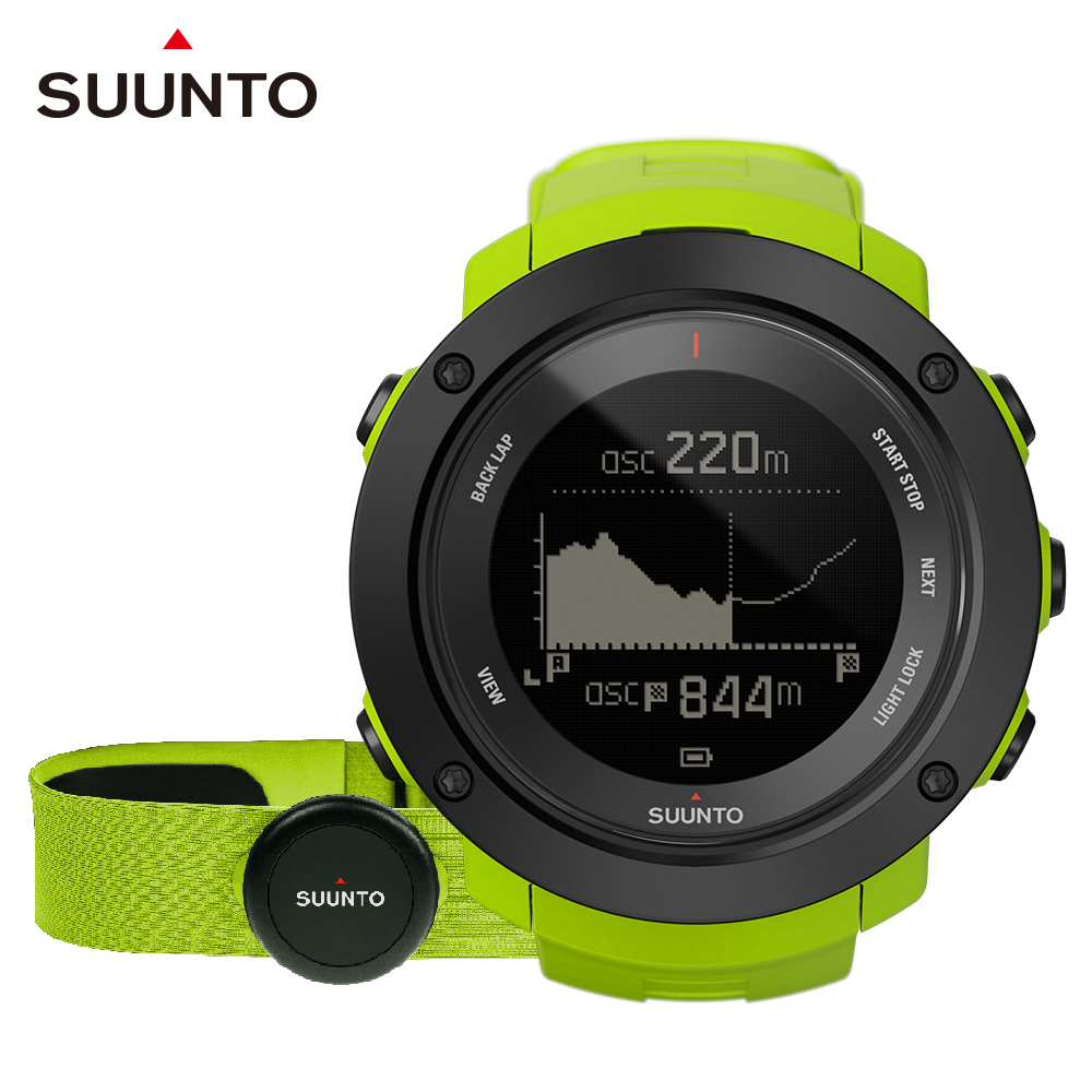 SUUNTO Ambit3 Vertical HR 精準高度多項目運動GPS腕錶