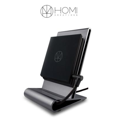 HOMI QI立式 可拆卸 手機無線充電座