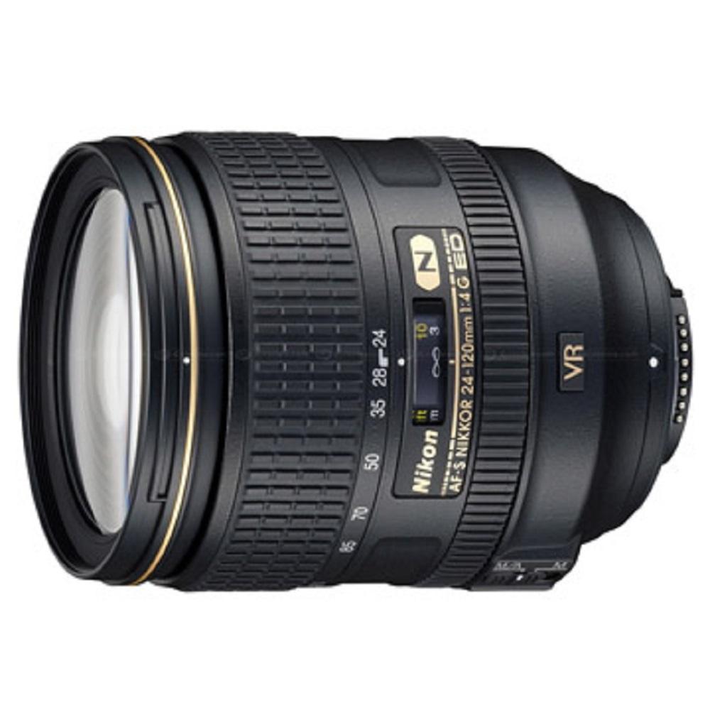 NIKON AF-S NIKKOR 24-120mm f4G ED VR (平輸) 彩盒