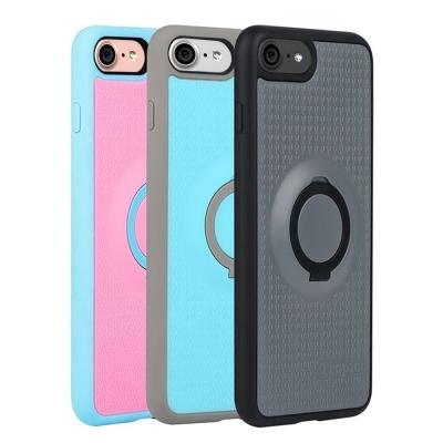 Benks Apple iPhone 7 磁吸指環保護殼
