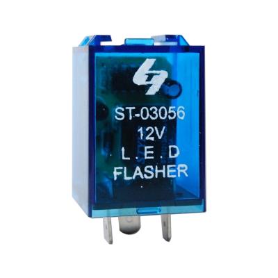 嘉燈汽機車皆可適用~LED 方向燈號3P繼電器