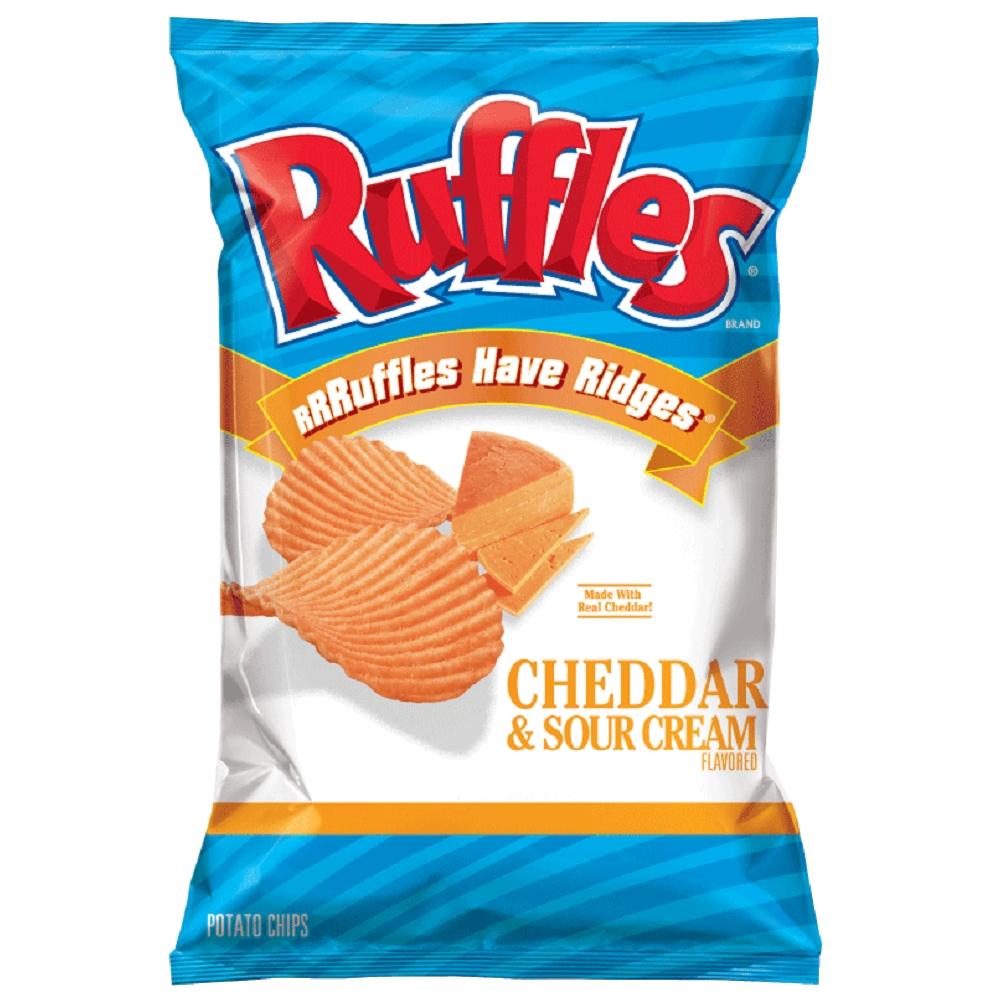 RUFFLES波樂 起司口味洋芋片(184.2g)