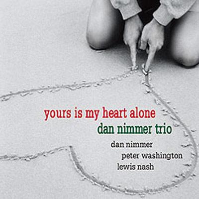 丹尼默三重奏-你是我心裡的唯一-CD
