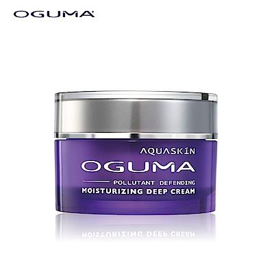 OGUMA水美媒 水養肌彈潤水嫩霜(滋潤型)30ml x1瓶