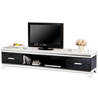 Bernice-馬卡6.7尺石面二抽電視櫃/長櫃
