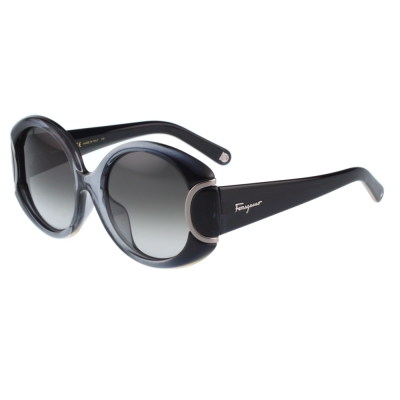 Salvatore Ferragamo- 太陽眼鏡(漸層藍)