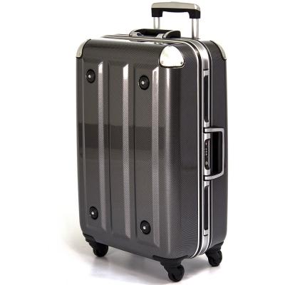 aaronation 愛倫國度-18吋第二代旗艦版 PC鋁框行李箱-三色可選