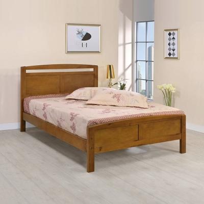 Homelike 明日香床架組-單人3.5尺(不含床墊)
