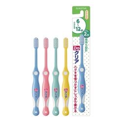 日本三詩達 巧虎牙刷 (6-12歲) 單支入