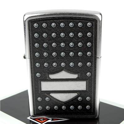 【ZIPPO】美系~哈雷~Harley-Davidson-Bar and Shield