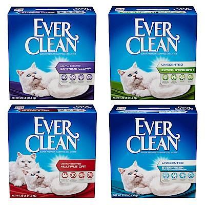 時時樂限定-Ever-Clean-藍鑽-超凝結貓砂