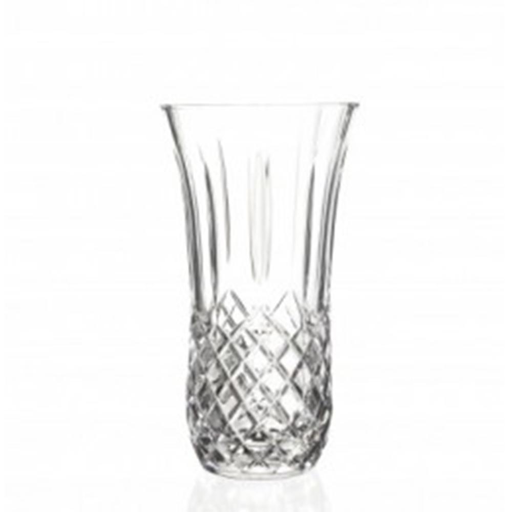 義大利RCR歐普拉無鉛水晶花瓶25cm