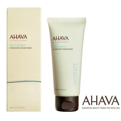 AHAVA 礦水瓷高效保濕面膜100ml