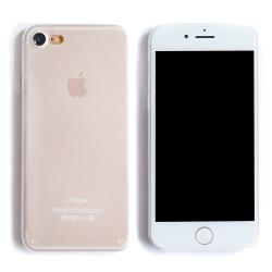 透明殼專家iPhone7 Plus 鏡頭保護 磨砂極薄全包覆軟殼
