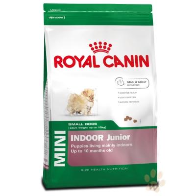 法國皇家-PRIJ27小型室內幼犬專用飼料4kg