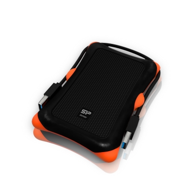 SP廣穎 A30 2TB 2.5吋防震軍規行動硬碟