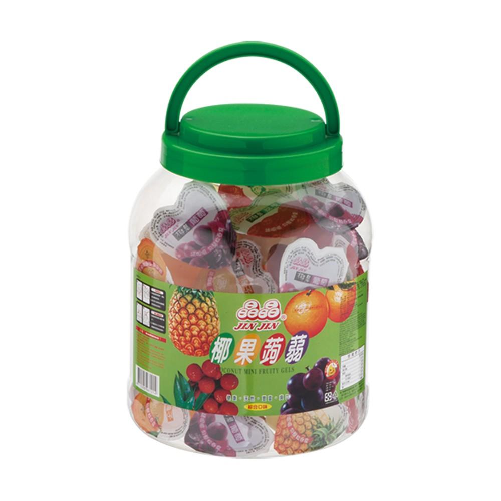 晶晶 椰果蒟蒻果凍(1430g/罐)