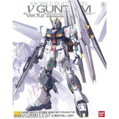 【BANDAI】GUNDAM鋼彈/MG 1/100 RX-93 ν/Nu鋼彈Ver. Ka