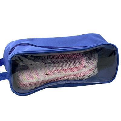 iSFun 旅行專用 鞋用透視收納袋 六色可選