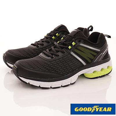 GOODYEAR-登月智能跑鞋-MSE3364黑黃