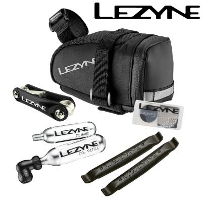LEZYNE CADDY CO2 KIT 座墊袋+CO2氣瓶+手工具+補胎組