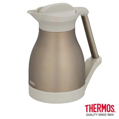 THERMOS膳魔師-不鏽鋼真空保溫壺1-5L-T