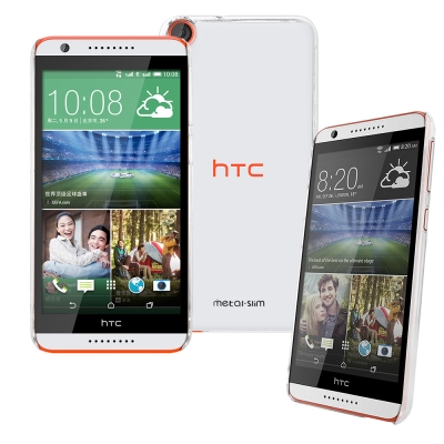 Metal-Slim HTC Desire 820高抗刮PC透明系列保護殼